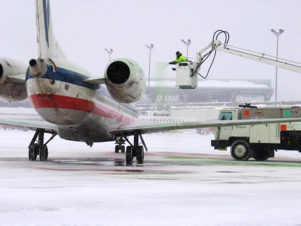 Stormwater & Deicing Management Program Support for Gerald R. Ford International Airport, Grand Rapids, Michigan
