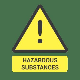 Hazardous Substance Icon